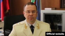 Прокурор Москвы Денис Попов