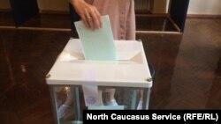 Выборы в Абхазии, фото из архива
