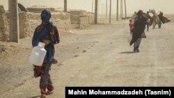 طی هفت ماه اخیر میزان بارندگی در ایران حدود ۵۰ درصد کاهش داشته است.