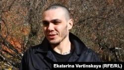 Алексей Сутуга после освобождения