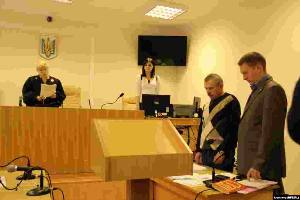 Крымского экс-депутата, подозреваемого в госизмене, арестовали на два месяца, 29 апреля 2015 года