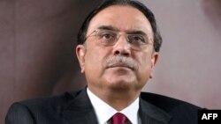 Пакистанскиот претседател Асиф Али Задари
