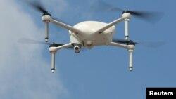 Израилдин Airobotics компаниясы чыгарган дрон