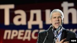 Predsednik Srbije i Demokratske stranke Boris Tadić