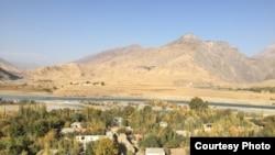 Афганское село Шахри Нав