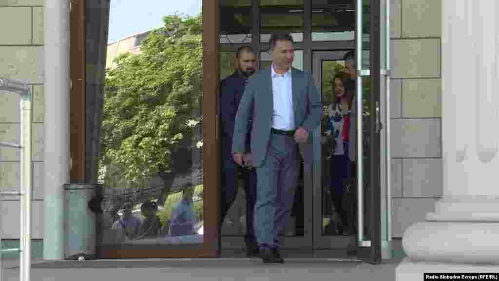 МАКЕДОНИЈА - Продолжи судењето во Кривичниот суд за предметот на СЈО Титаник во кој обвинети се повеќе поранешни функционери, со слушање на повеќе од 900 прислушувани разговори.