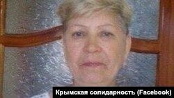 Раиме Примова, мать фигуранта севастопольского «дела Хизб ут-Тахрир» Нури Примова