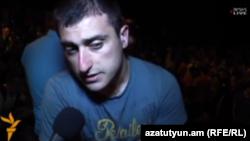 Активист Тигран Хачумян