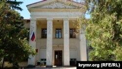 Здание Раздольненского районного суда