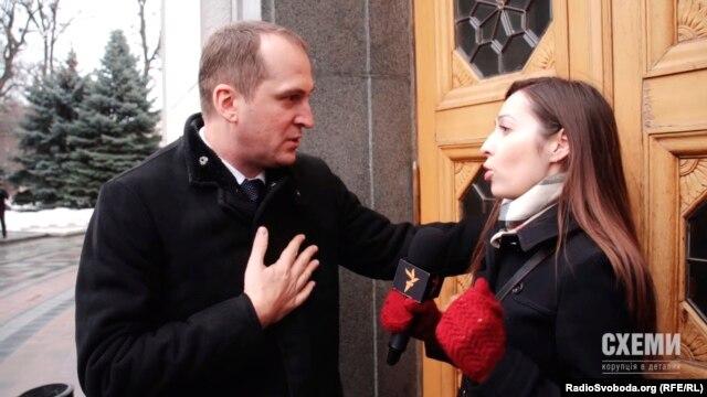 Міністр аграрної політики та продовольства України Олексій Павленко не надто охоче говорить про «Артемсіль»