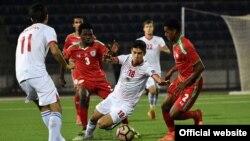Фото из сайта Федерации футбола Таджикистана