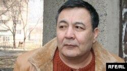 Председатель движения «Улт тагдыры» Дос Кошим.