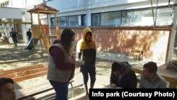 Radionice Info parka sa migrantima i izbeglicama u Bujanovcu