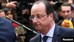Франсуа Олланд шайлоо жыйынтыктарынан Европа сабак алышы керектигин белгиледи.