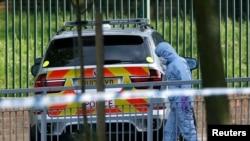 Brutalno ubojstvo u Londonu