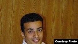 Египетский блоггер Майкел Набиль