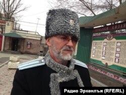 Николай Спирин, Гъизляралъул хъазахъазул бетIер