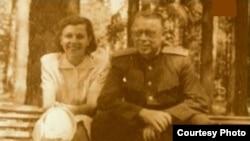 Василий и Елизавета Зарубины