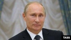 Ресей президенті Владимир Путин. 29 тамыз 2012 жыл.