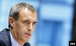 Directorul Europol, Rob Wainwright