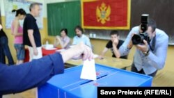 Izbori, Podgorica, 25. maj 2014.
