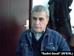 Исҳоқ Табаров, вакили дифои Зайд Саидов