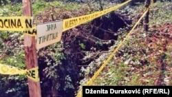 Masovna grobnica Tihotina