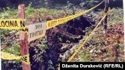 Masovna grobnica Tihotina, BiH, ilustrativna fotografija