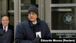 Колишній президент федерації футболу Перу Мануель Бурґа