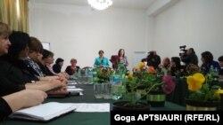 ქალთა სამშვიდობო მოძრაობის შეხვედრა გორში