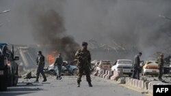 După atacul de la Kabul, 31 mai 2017