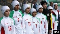 Ирандын футбол боюнча аялдар командасы