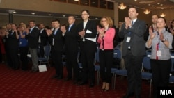 Конгрес на опозициската партија СДСМ
