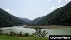 Грузія, ріка Ачарісцкалі, ілюстраційне фото