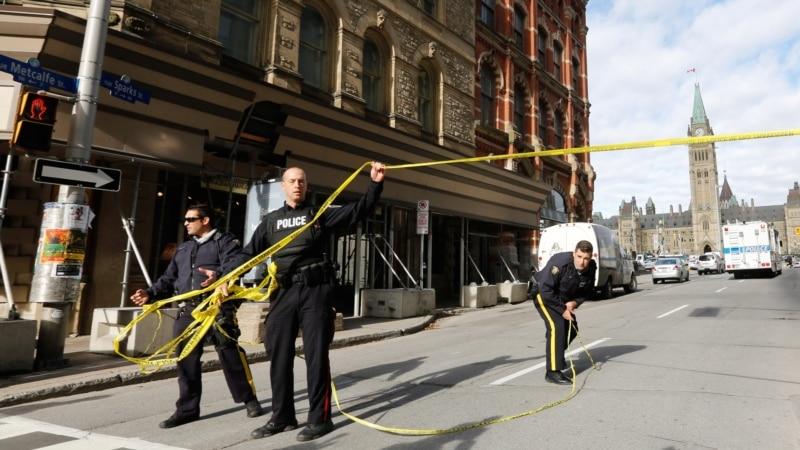 Нема поврзаност меѓу двата напада во Канада