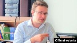 Роман Дощинский. Фото Мәскәү мәгариф сыйфаты үзәге сайтыннан алынды
