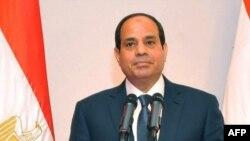 Președintele Fattah al-Sissi