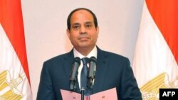 Президент Египта Абдель Фатх ас-Сиси.