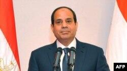 Presidenti i Egjiptit, Abdel Fattah al-Sisi.