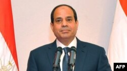 Presidenti i Egjiptit, Abdel Fattah el-Sissi.