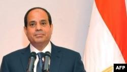 Presidenti i Egjiptit, Abdul Fattah al-Sissi.