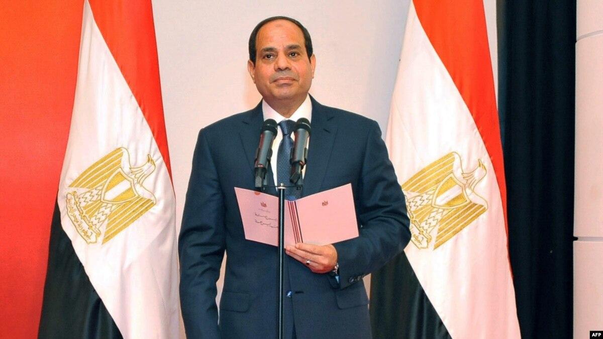 Египет голосует на референдуме за разрешение действующему президенту быть у власти до 2030