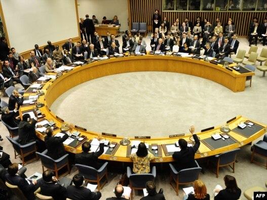 Savet bezbjednosti UN, bez datuma