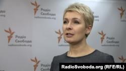 Тетяна Козаченко, адвокат, голова Громадської ради з питань люстрації при Мін'юсті
