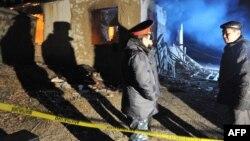 Милиция кызматкерлерин өлтүргөндөрдү кармоо боюнча операциядан кийин, Беш-Күңгөй, 4-январь, 2011-жыл
