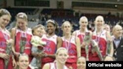 Баскетболистки ЦСКА - обладательницы Кубка России 2007 года. В новом сезоне перед ними стоит задача выиграть всё