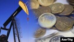 Azerbaijan - Oil price on world markets