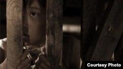 Айнұр Исмаилованың «Көке» қысқа метражды фильмінің постерінен көрініс.