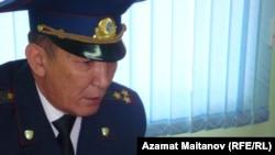 Марат Даулетов, начальник департамента уголовно-исправительной системы по Атырауской области.