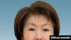 Светлана Жалмагамбетова, депутат сената парламента Казахстана.